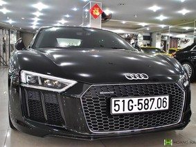 Mới tậu siêu xe Audi R8 V10 Plus, Chủ tịch Trung Nguyên đã rao bán