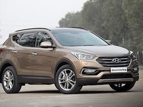 Bảng giá xe Hyundai Santa Fe mới nhất tháng 4/2018