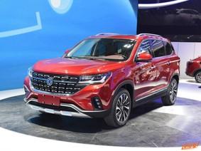 Dongfeng Fengxing T5 - SUV cỡ nhỏ với thiết kế ngoại thất táo bạo