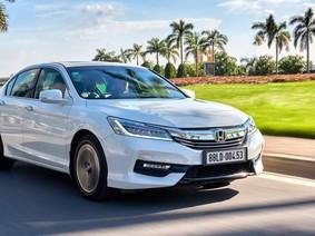 Giá xe Honda Accord 2018 mới nhất tháng 5/2018
