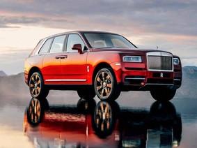 8 điều cần biết về SUV siêu sang Rolls-Royce Cullinan 2019 mới ra mắt