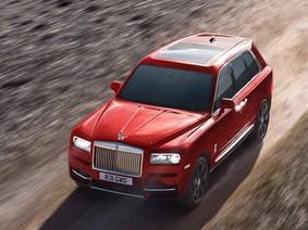 Rolls-Royce Cullinan chính thức có giá bán tại Việt Nam, khởi điểm hơn 41 tỷ VNĐ
