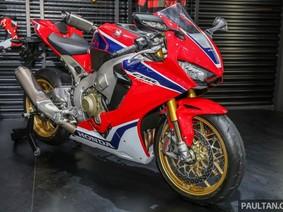 Honda có thể phát triển siêu mô tô động cơ V4, cạnh tranh Ducati Panigale V4