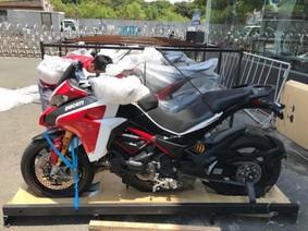 Cận cảnh Ducati Multistrada 1260 Pikes Peak 2018 đầu tiên tại Việt Nam