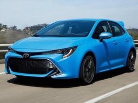 Toyota Corolla Hatchback 2019 có giá chưa đến 20.000 USD