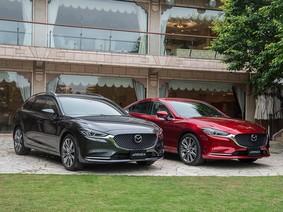 Mazda6 2018 ra mắt Nhật Bản với động cơ diesel mới và hệ dẫn 4 bánh