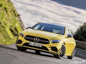 """Cảm nhận nhanh Mercedes-AMG A35 4Matic 2019: """"Nhỏ mà có võ"""""""