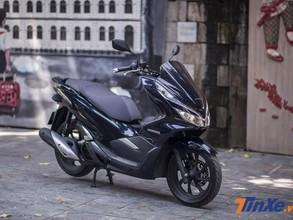 Cảm nhận ban đầu Honda PCX 150 Hybrid - Xe tay ga tích hợp động cơ điện, mạnh mẽ hơn, tiết kiệm hơn