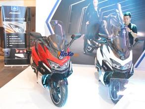 Đánh giá nhanh UMG Motor RT250i: Xe ga khoẻ khoắn dành cho các quý ông lực lưỡng, giá 120 triệu đồng