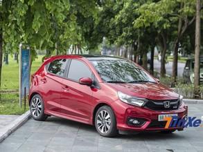 Đánh giá ưu nhược điểm của Honda Brio, tân binh hatchback hạng A
