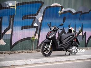 Piaggio Medley ABS 2020: Thay đổi để cạnh tranh sòng phẳng cùng Honda SH 2020