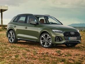 Đánh giá nhanh Audi Q5 2021: Thiết kế sắc sảo hơn, công nghệ nâng cấp