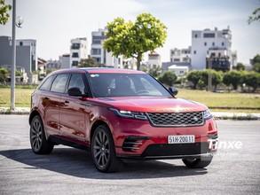 """Đánh giá Range Rover Velar: Đối thủ """"khó chịu"""" của BMW X6, Audi Q8 và cả Mercedes-Benz GLE"""