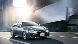 Lexus GS350 2017