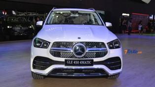 """VMS 2019: Mercedes-Benz trưng bày đến 19 mẫu xe nhưng cặp đôi SUV này mới là hàng """"nóng"""""""