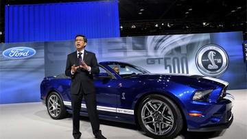 Giám đốc sản phẩm Ford toàn cầu là kỹ sư gốc Việt