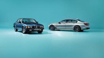 BMW tung Edition 40 Jahre kỷ niệm 40 năm ra mắt 7-Series