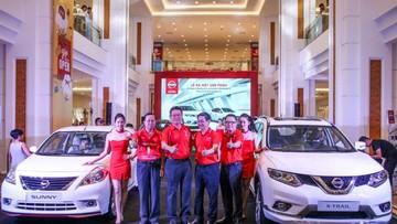 Nissan X-Trail và Sunny bản cao cấp ra mắt khách Việt, giá không đổi