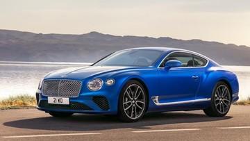 Bentley Continental GT 2018 đỉnh cao kỹ thuật và thiết kế