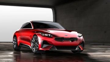 Xuất hiện Kia Proceed Concept thế hệ 3 hoàn toàn mới