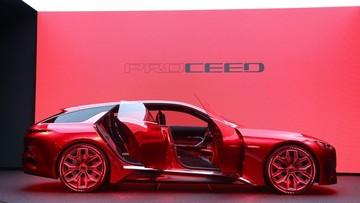 Kiệt tác sắc màu của Kia Proceed Concept