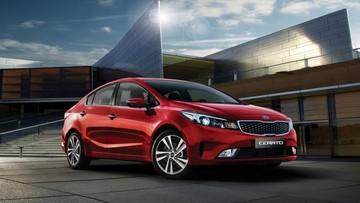 Đánh giá xe Kia Cerato 2017: Đối thủ đáng gờm trong phân khúc C