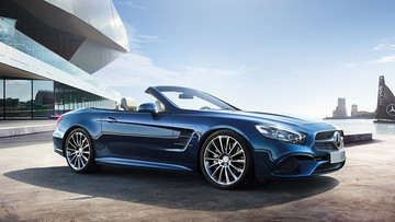 Các mẫu xe Mercedes-benz nổi bật sẽ ra mắt năm 2018