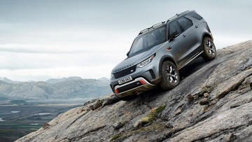 Land Rover Defender SVX - Chinh phục tín đồ off-road