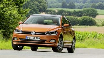"""Volkswagen """"nhá hàng"""" hình ảnh đầu tiên của Polo GTI R5"""