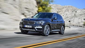 Những ấn tượng đầu tiên về BMW X3 2018