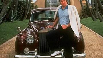 Tổng thống Donald Trump và sở thích sưu tập xe hơi đắt tiền
