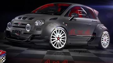 """Xe ôtô cỡ nhỏ Fiat 500 """"hàng độc"""" đắt ngang siêu xe"""