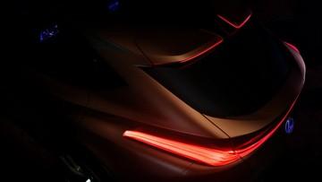 Lexus LF-1 Limitless - Hình ảnh xem trước cho mẫu xe thay thế SUV sang LX
