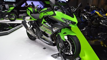 Kawasaki Ninja 400 ra mắt thị trường Mỹ với giá  4.999 USD