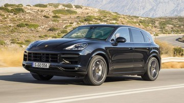 Porsche Cayenne 2018: SUV sang nhưng thực dụng