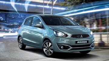Mitsubishi Mirage và Attrage có phiên bản mới, giá từ 380 triệu Đồng