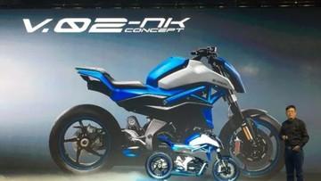 KTM hợp tác với hãng CFMoto của Trung Quốc sản xuất mô tô sử dụng động cơ V-Twin
