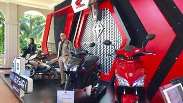 Honda Air Blade 125 phiên bản mới có Smart Key, giá khởi điểm 40,6 triệu Đồng