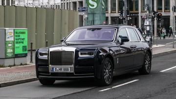 Rolls-Royce Phantom thế hệ thứ 8 lần đầu tiên bị bắt gặp trên phố