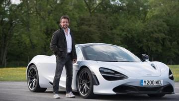 Cựu người dẫn chương trình Top Gear làm hỏng siêu xe McLaren 720S vì lỗi ngớ ngẩn