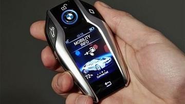 10 chìa khóa xe ô tô ấn tượng, thể hiện đẳng cấp của người lái