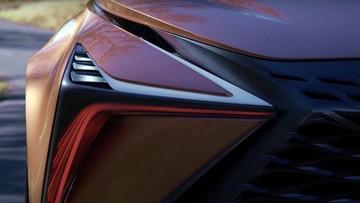Lexus LF-1 Limitless Concept gây tò mò với đoạn video chưa tới 14 giây