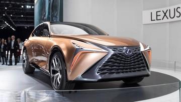 Vén màn LF-1 Limitless - Hình ảnh xem trước của Lexus LX thế hệ mới
