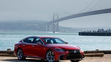 Sedan hạng sang Lexus LS 2019 được tung ra thị trường với giá rẻ hơn phiên bản cũ