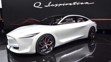 Q Inspiration Concept - Tương lai của dòng sedan cao cấp thương hiệu Infiniti