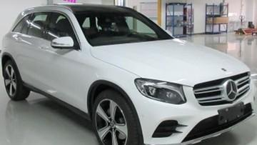 Mercedes-Benz GLC trục cơ sở dài lộ diện, cạnh tranh với Audi Q5L