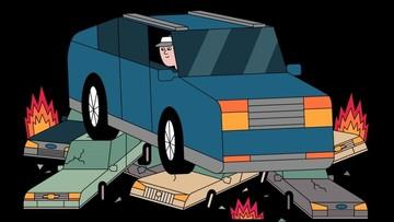 """Sự lên ngôi của xe SUV đang """"bóp chết"""" dòng sedan truyền thống"""