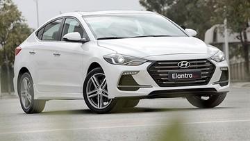 Hyundai Elantra Sport chính thức ra mắt Việt Nam với giá 729 triệu Đồng
