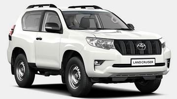 Làm quen với Toyota Land Cruiser 2018 bản 3 cửa có giá chỉ 1,05 tỷ Đồng
