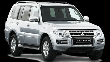 """Giảm giá 164 triệu, Mitsubishi Pajero nhập khẩu quyết """"vợt"""" khách đợt cuối năm"""